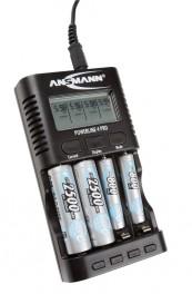 Akku-Ladegeräte Ansmann Powerline 4 Pro im Test, Bild 1