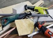 Säbelsägen: Auf jeder Baustelle zu Hause, Bild 1