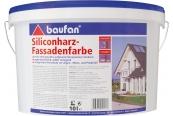 Aussenfarben-Wand Baufan Silikonharz-Fassadenfarbe im Test, Bild 1