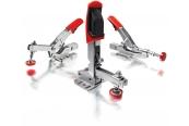 Zubehör Handwerkzeuge Bessey Schnellspanner STC-Serie im Test, Bild 1