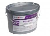 Innenfarben-Wand Bioni MycoSolan Innenfarbe im Test, Bild 1