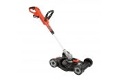 Trimmer Black+Decker 3-in1 City Akku-Kit STC1820 + CM100 im Test, Bild 1
