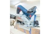 Hand-Kreissägen Netzbetrieb Bosch GKS 55+ GCE Professional im Test, Bild 1