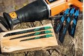 Zubehör Elektrowerkzeuge Netzbetrieb drillcraft Säbelsägeblätter 1113, 1123, 1133, 1143, 1153, 1163 im Test, Bild 1