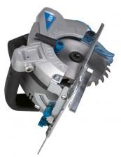 Hand-Kreissägen Akku Ferm Akku-Handkreissäge CSM 1028 mit Lithium-Ionen-Technik im Test, Bild 1