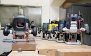 Elektro-Fräsen: Fünf Oberfräsen im Vergleichstest, Bild 1