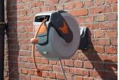 Sonstige Gartengeräte FUXTEC Wasserschlauch-Aufroller FX-WSA20/30 im Test, Bild 1