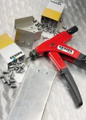 Sonstige Handwerkzeuge Gesipa Handsetzgerät für Nietmuttern im Test, Bild 1