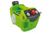 Kompressoren und Druckluftwerkzeuge Greenworks 24-V-Li-Ion-Akku-Kompressor im Test, Bild 1