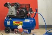 Kompressoren und Druckluftwerkzeuge Hauslhof KO420-50-2,2 im Test, Bild 1