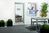 Rund ums Haus Hecht Bausatz Insektenschutzfenster im Test, Bild 1