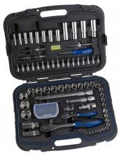 Handwerkzeug-Sets Heyco 104-teilige Steckschlüsselgarnitur Heytec im Test, Bild 1