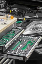 Sonstige Werkstatteinrichtung Heyco Werkstattwagen Intelligent Tools im Test, Bild 1