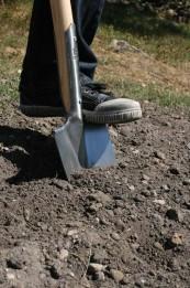 Sonstige Gartengeräte Ideal Spaten im Test, Bild 1