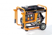 Generatoren Knappwulf KW5500 im Test, Bild 1