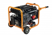 Generatoren Knappwulf KW8300 im Test, Bild 1