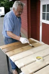 Lacke und Lasuren: Lasuren für Anwendungen im Außenbereich, Bild 1