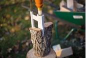 Zubehör Baustoffe Logosol Smart Splitter im Test, Bild 1