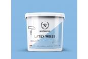 Innenfarben-Wand Meisterwerk Latex Weiss im Test, Bild 1