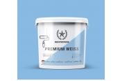 Innenfarben-Wand Meisterwerk Premium Weiss im Test, Bild 1