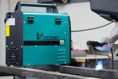 Schweißgeräte Merkle MobiARC 160 mobil im Test, Bild 1