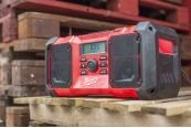 Rund ums Haus Milwaukee Baustellenradio M18 JSRDAB+ im Test, Bild 1