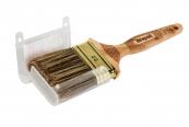 Zubehör Baustoffe Nespoli Flachpinsel FillPro Wood mit FreshBox48 im Test, Bild 1