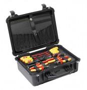 Handwerkzeug-Sets Peli Werkzeugkoffer wasserdicht mit Werkzeug 121-tlg. im Test, Bild 1