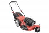 Handrasenmäher-Benzin Powertec Garden BW 56 Trike im Test, Bild 1