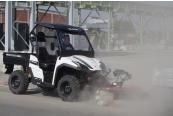 Rund ums Haus Quadix Utility-Terrain-Vehicle (UTV) Trooper 900 im Test, Bild 1