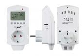Rund ums Haus Revolt Digitales Steckdosen-Thermostat ZX-2629 im Test, Bild 1