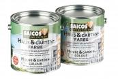 Sonstige Baustoffe Saicos Haus & Gartenfarbe im Test, Bild 1