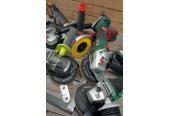 Sonstige Elektrowerkzeuge Akku: Sieben Akku-Winkelschleifer im Vergleich, Bild 1