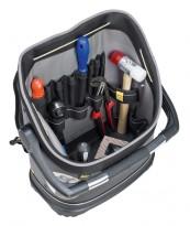 Zubehör Handwerkzeuge Snickers Flexi Werkzeugtasche/ Rucksack 19 L im Test, Bild 1