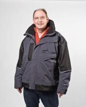 Kleidung Snickers XTR A.P.S. Wasserdichte Winter-Jacke im Test, Bild 1