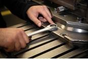 Gewerbliche Werkzeuge Stahlwille Ratschen-Ringmaulschlüssel OPEN-RATCH Nr. 17F im Test, Bild 1