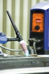 Schweißgeräte Technolit ECOtig 160 Puls im Test, Bild 1