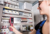 Sonstige Handwerkzeuge Testboy IR-Wärmebildkamera TV 291 im Test, Bild 1