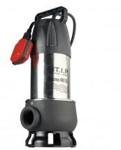Garten-Pumpen T.I.P. Schmutzwassertauchpumpe Maxima 400 SX im Test, Bild 1