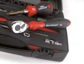 Handwerkzeug-Sets Wiha Komplettsatz Steckschlüssel und Bits, 37-tlg. im Test, Bild 1