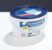 Innenfarben-Wand Wilckens Premiumweiß im Test, Bild 1