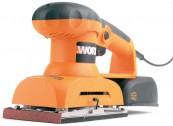 Schwingschleifer Worx Schwingschleifer WX26FS im Test, Bild 1