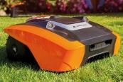 Roboter-Rasenmäher Yardforce Amiro 400i im Test, Bild 1