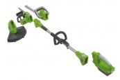 Sonstige Gartengeräte Zipper 40-V-Akku-Gartenpflegeset im Test, Bild 1