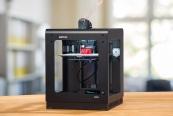 Stationäre Maschinen Zortax M200 3D Printer im Test, Bild 1