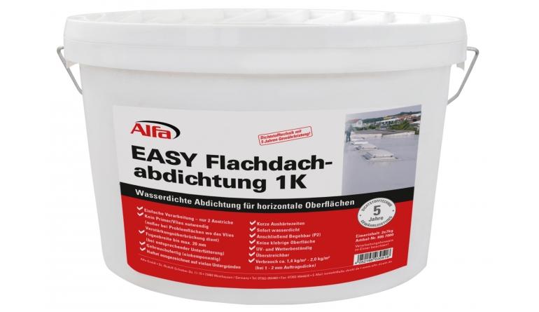 Sonstige Baustoffe Alfa 805/806 EASY Flachdachreparatur 1 K im Test, Bild 1