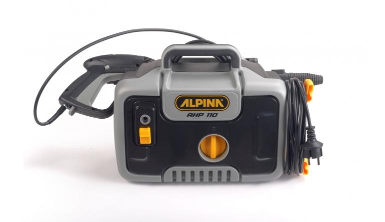 Hochdruckreiniger Alpina (Garten) AHP 110 im Test, Bild 1