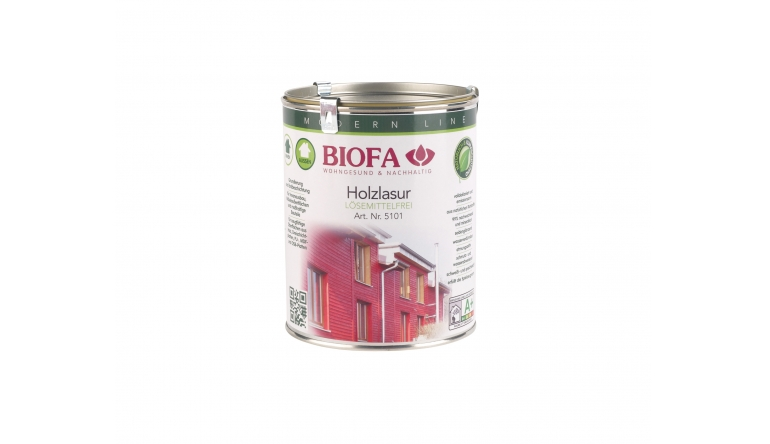 Lacke und Lasuren Biofa Holzlasur Art.-Nr. 5101 im Test, Bild 1