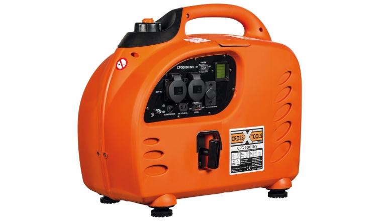 Generatoren Crosstools CPG 3000 INV im Test, Bild 1