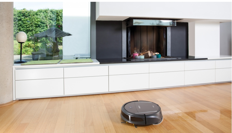 test saug und wischroboter ecovacs deebot m8 sehr gut. Black Bedroom Furniture Sets. Home Design Ideas